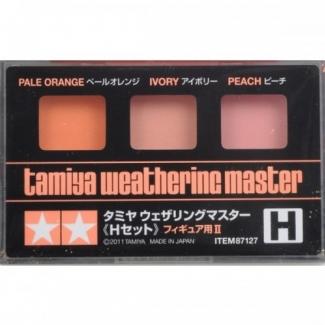 Weathering Master H Set (do figurek II) (Pale Orange Ivory,Light Peach)