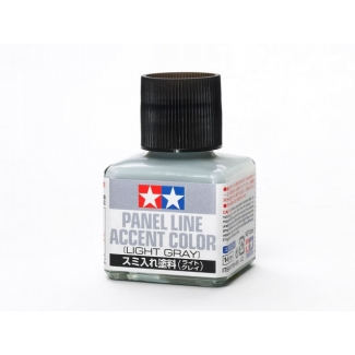 Panel Line Accent Color (Light Gray) 40 ml