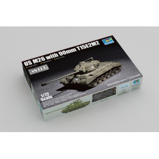 US M26 with 90mm T15E2M2 (1:72)