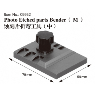 Photo Etched parts Bender (M)