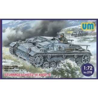 Sturmgeschutz III Ausf. E (1:72)