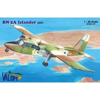 Britten-Norman BN-2A Islander (IAF) (1:48)