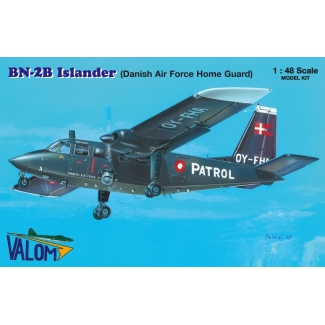 Britten-Norman BN-2B Islander (Danish Air Force Home Guard) (1:48)