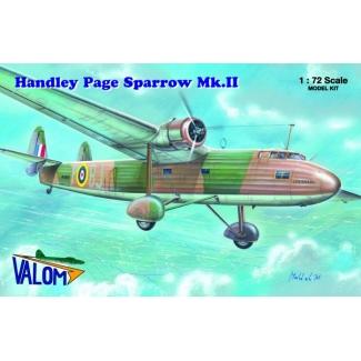 Handley Page Sparrow Mk.II (1:72)