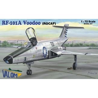 RF-101A Voodoo (ROCAF) (1:72)