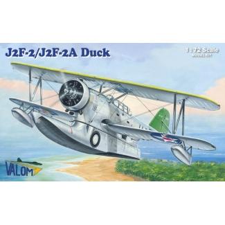 Grumman J2F-2/J2F-2A Duck (1:72)