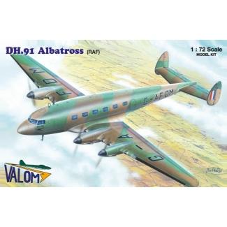 De Havilland DH.91 Albatross (RAF) (1:72)