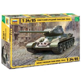 Soviet Medium Tank (Mod.1944) T-34/85 (1:35)