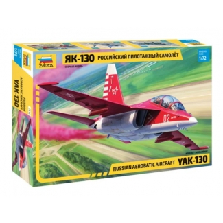 Russian Aerobatic Aircraft YAK-130 (1:72)