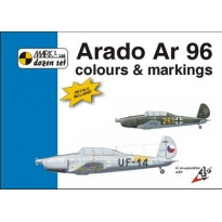 Arado Ar 96 Colour and markings and decals (1:72)