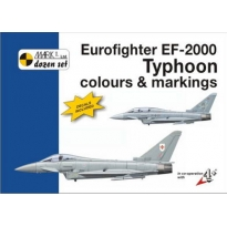 Eurofighter EF-2000 Typhoon Colour and markings and decals (1:72)
