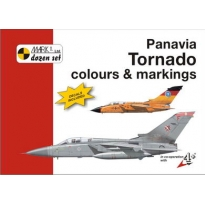 Panavia Tornado Colour and markings and decals (1:72)