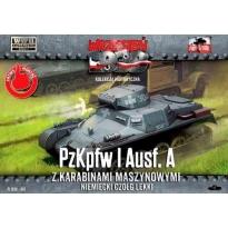 First to Fight Pz.Kpfw I Ausf.A z karabinami maszynowymi (1:72)