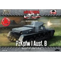 First to Fight Pz.Kpfw. I Ausf. B - Niemiecki Lekki Czolg (1:72)
