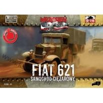 First To Fight Polski Fiat 621 - Samochód ciężarowy (1:72)