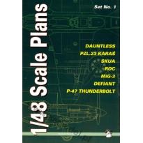 Scale Plans No. 1 (1:48)