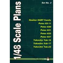 Scale Plans No. 2 (1:48)
