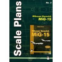 Scale Plans No. 3 MiG-15 (1:48 i 1:32)