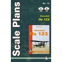 Scale Plans No.10 Henschel Hs 123