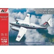 "Beechcraft 200 ""Super King Air"" (3 schemes) (1:72)"