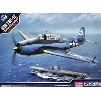 """USN TBF-1C """"Battle of Leyte Gulf"""" (1:48)"""