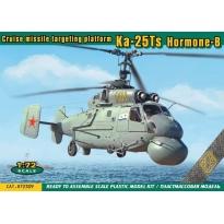 Ka-25Ts Hormone-B cruise missile targeting platform (1:72)