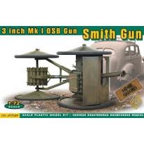 3 inch Mk I OSB Gun Smith Gun (1:72)