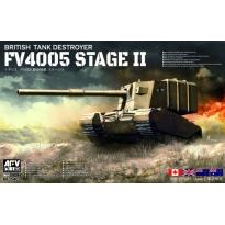 British Tank Destroyer FV4005 Stage II(1:35)