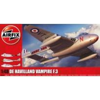 De Havilland Vampire F.3 (1:48)