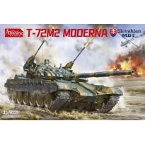 "T-72M2 ""Moderna"" Slovak MBT (1:35)"