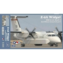 E-9A Widget/ DHC-8-106 Dash 8 Caribbean Coast Guard (1:144)