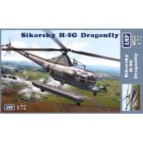 Sikorsky H-5G Dragonfly (1:72)