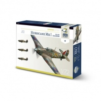 Hurricane Mk I Allied Squadrons - Limited Edition (1:72)