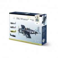 FM-2 Wildcat™ Training Cats  - Limited Edition (1:72)