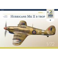Hurricane Mk II b trop Model Kit (1:72)