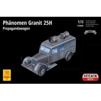 Phänomen Granit 25H Propagandawagen (1:72)
