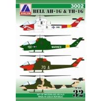 Bell AH-1G & TH-1G (1:32)