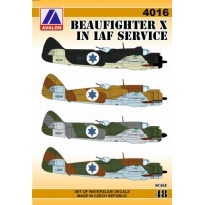 Beaufighter Mk. X over Israel (1:48)