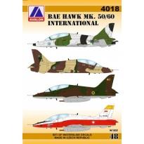 BAE hawk International (1:48)