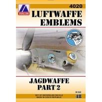 Luftwaffe emblems – Jagdwaffe part 2 (1:48)