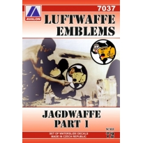 Luftwaffe Emblems – Jagdwaffe Part 1 (1:72)