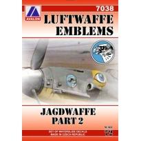 Luftwaffe Emblems – Jagdwaffe Part 2 (1:72)