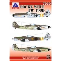 Focke Wulf Fw 190D (1:72)