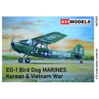 EO-1 Bird Dog Marines Korean & Vietnam War (1:72)