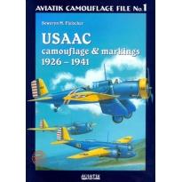 USAAC camouflage & markings 1926 - –1941