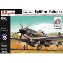 "Supermarine Spitfire F.Mk.14e ""Lacey"" (1:72)"
