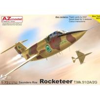 Saunders Roe Rocketeer T.Mk.51/2A/2G (1:72)