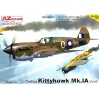 """Curtiss Kittyhawk Mk.IA """"RAAF"""" (1:72)"""