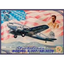 Boeing S-307/SB-307B Stratoliner (1:72)