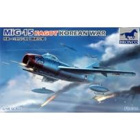 MiG-15 Fagot Korean War (1:48)